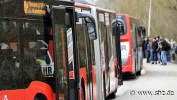Verbesserung des ÖPNV: Umweltausschuss diskutiert über Schnellbus zwischen Tornesch und Uetersen | shz.de - shz.de