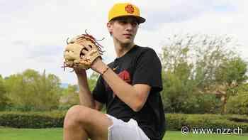Sohn von Steffi Graf und Andre Agassi will Baseball-Profi werden - Neue Zürcher Zeitung
