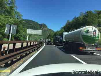 A22, giovedì divieto di circolazione per i Tir da Vipiteno al Brennero - l'Adige - Quotidiano indipendente del Trentino Alto Adige