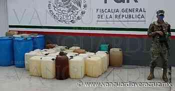 (Galería) Asestan golpe al huachicol en Tuxpan - Vanguardia de Veracruz