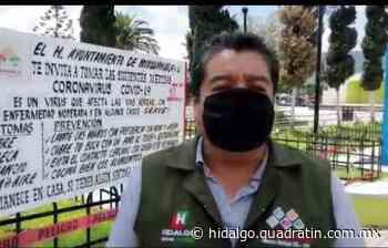 Incrementa 20% la basura generada por la población durante confinamiento en Mixquiahuala - Quadratín Hidalgo