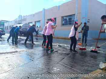Mixquiahuala, sin bajar la guardia ante Covid-19 - Independiente de Hidalgo