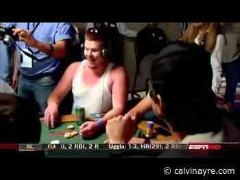 WSOP Gold: Royal Flush beats Quad Aces on the river - CalvinAyre.com