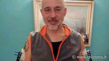 """Erba, la vita di Danilo stravolta dopo l'incidente, il suo appello contro l'indifferenza: """"Nessuno testimoniò"""" - QuiComo"""