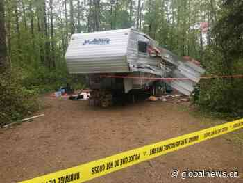 6 people taken to hospital after campground explosion near Slave Lake | Watch News Videos Online - Globalnews.ca