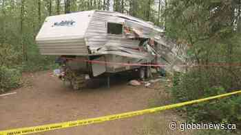 4 kids, 2 adults in hospital after trailer explosion at Slave Lake campground | Watch News Videos Online - Globalnews.ca