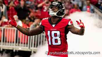Dirk Koetter expects to see a jump in Calvin Ridley's play