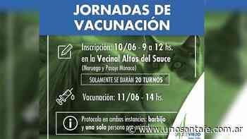 Campaña de vacunación animal en Sauce Viejo - Uno Santa Fe