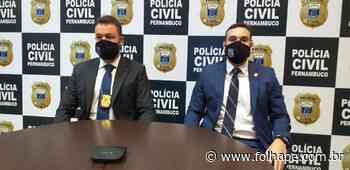 Suspeito de homicídio em supermercado no Janga é preso em Ipojuca - Folha de Pernambuco