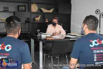 Alcalde de Zacapu recibe a la ciudadanía bajo medidas de sanidad - El Diario Visión
