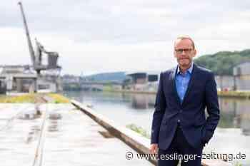 Neckarhafen Plochingen - Corona-Welle schwappt nur sanft in den Hafen - esslinger-zeitung.de