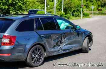 Plochingen - Unfall beim Dehnerparkplatz - esslinger-zeitung.de