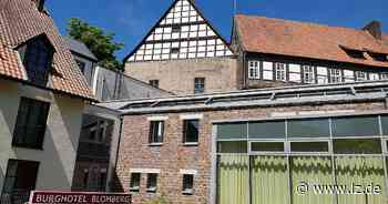 Blomberg braucht das Burghotel | Lokale Nachrichten aus Blomberg - Lippische Landes-Zeitung