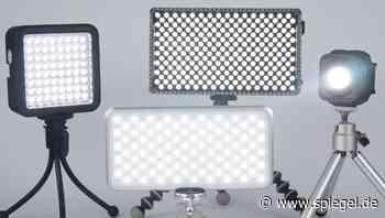 LED-Leuchten im Test: Mehr Licht für Smartphone und Kamera