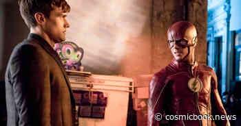 The Flash: Grant Gustin, Danielle Nicolet React To Hartley Sawyer Firing - Cosmic Book News