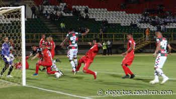 Boyacá Chicó y Patriotas empataron a un gol en el clásico boyacense - Deportes RCN