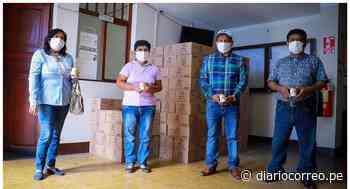 La Libertad: Alcalde de Santiago de Cao dona su sueldo para comprar equipos de protección personal - Diario Correo