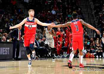 Milestones to watch as the Wizards' season resumes