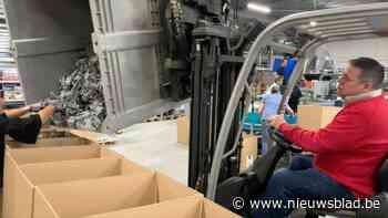 Wuustwezels bedrijf levert miljoenen handvaten om winkelkarretjes 'coronaproof' te maken