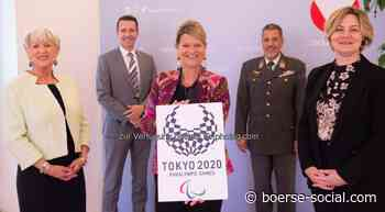 "Inbox: Ministerin Tanner versichert: ""Behindertensport sehr wichtig"" - Boerse Social Network"