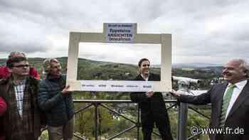 Eppstein: Protest gegen Windräder - Frankfurter Rundschau