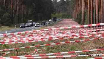 Bau von Radweg und Landstraße startet : Schneller nach Beelitz - Potsdamer Neueste Nachrichten