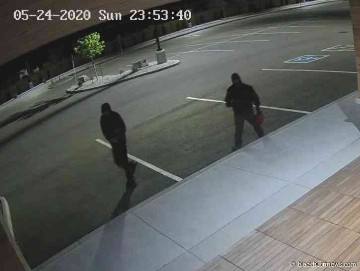 Police release photo and video from arson investigation