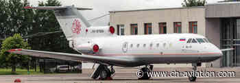 Russia's Vologda Air Enterprise resumes ops in late 2Q20 - ch-aviation