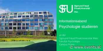 PSY | Informationsabend zum Psychologie-Studium via Zoom - events.at