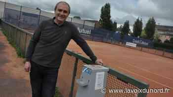 Le tennis club de Jeumont se déconfine lentement mais sûrement - La Voix du Nord