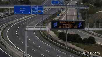 Madrid, Barcelona y Castilla y Leon podrán moverse entre provincias a partir del 21 de junio - AS