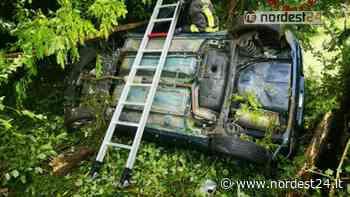 Incidente a Giais di Aviano: si rovescia su un fianco, ferita una donna - Nordest24.it