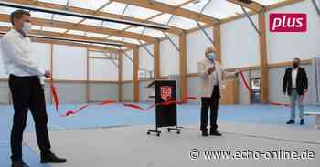 TuS Griesheim eröffnet neue Sporthalle - Echo Online
