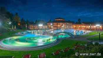 Thermalbad in Bad Saulgau wieder geöffnet | Friedrichshafen | SWR Aktuell Baden-Württemberg | SWR Aktuell - SWR