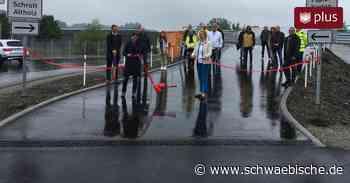 Start frei für den neuen Wertstoffhof in Bad Saulgau - Schwäbische