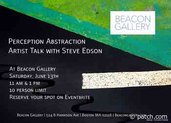 Gallery talk by Arlington resident and photographer, Steven Edson - Patch.com