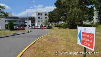 Un centre de dépistage s'installe au centre hospitalier de Béthune-Beuvry - L'Avenir de l'Artois