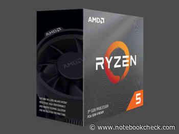 AMD Ryzen 5 4400G geleakt: APU mit 6 Kernen und 12 Threads - Notebookcheck