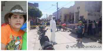 Asesinan a bala a abogada para robarle la moto en Ciénaga - El Heraldo (Colombia)