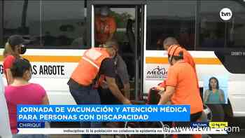 Noticias Realizan jornada de atención en el distrito de Dolega, provincia de Chiriquí - TVN Panamá