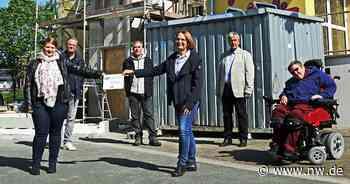 Barrierefreier Ausbau der Jugendfreizeitstätte in Brakel - Neue Westfälische