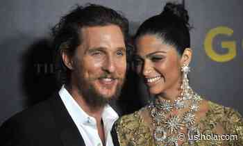 Camila Alves admits to never wanting to get married but Matthew McConaughey changed her perspective - HOLA USA