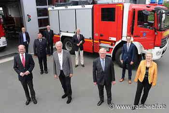 Neues Fahrzeug für den Katastrophenschutz in Oelde - Radio WAF