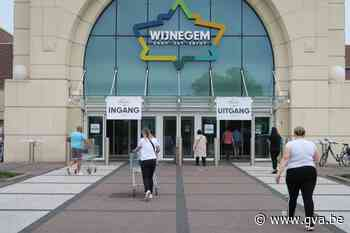 Verkeerslichten regelen toiletbezoek in shoppingcenter (Wijnegem) - Gazet van Antwerpen