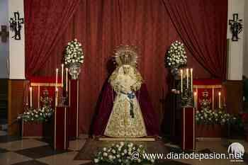 Granada : Nueva gloria para el palio de la Caridad   Diario de Pasión - Diario de Pasión