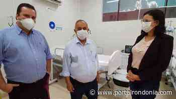 Grupo Irmãos Gonçalves doa UTIs para o Hospital municipal de Jaru, confira vídeo - Portal Rondonia