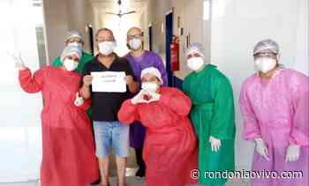 JARU: Homem é o 50° paciente a vencer a Covid-19 no município - Rondoniaovivo