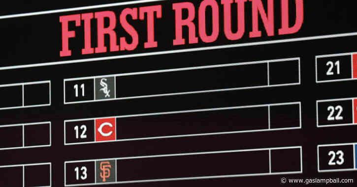 2020 Padres draft tracker