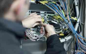 Val-d'Oise. Herblay-sur-Seine. 140 foyers privés d'Internet aux Chênes - actu.fr