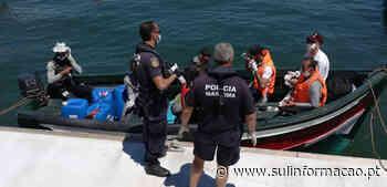Barco com sete migrantes intercetado dentro da Ria Formosa - Sul Informacao